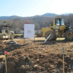 Habitat for Humanity Build in Swannanoa