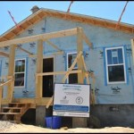 Habitat Home in Beacon Village