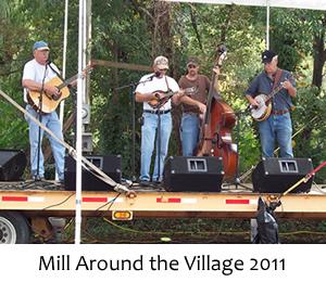 Swannanoa Mill Around the Village 2011