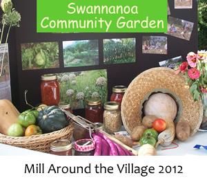 Swannanoa Mill Around the Village 2012