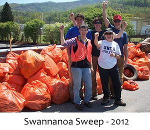 Swannanoa Sweep 2012