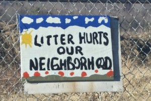Beacon Village Neighbors Show Community Pride