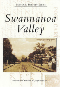 Book Cover of Swannanoa Valley, A Postcard History