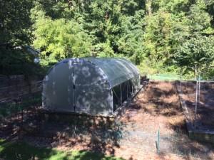 green house aka hoop house