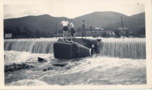 1940 Flood of Swannanoa River