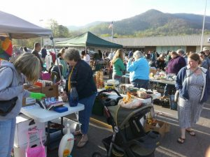 Swannanoa Community Yard Sale