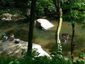 Swannanoa River, NC
