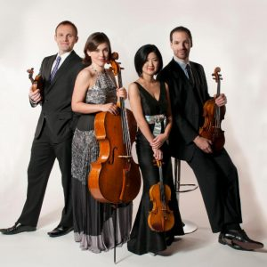 chamber music quartet