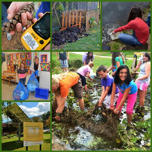 "Owen Middle School ""Natural Impact Initiative"""