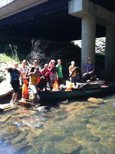 Swannanoa River Cleanup