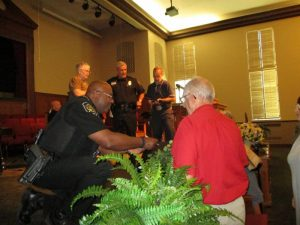 COPS meeting in Swannanoa, NC
