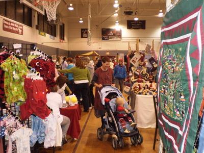 Owen Middle School Holiday Craft Fair