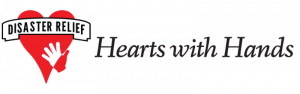 Hearts with Hands logo