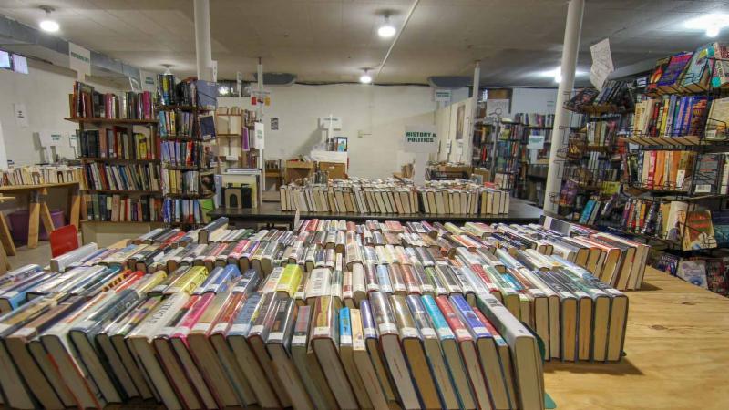 Swannanoa Library Book Sale