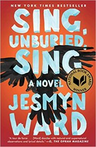 "Book Cover: ""Sing Unburied Sing"""