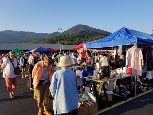 Swannanoa Community Yard Sale