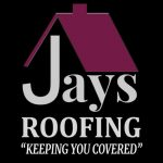 Logo for Jay's Roofing