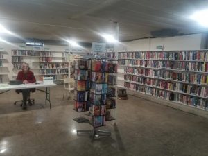 Basement Book Sale at The Swannanoa Library