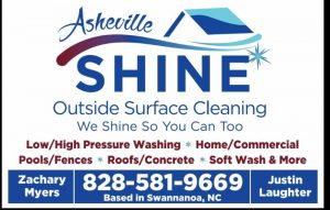 Logo of Asheville Shine