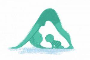 Tiny tots yoga