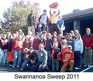 Swannanoa Sweep 2011